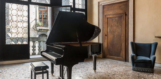 Salone Busetto Piano Concerti a Venezia